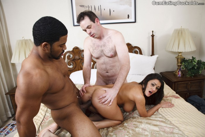 Charley Chase Threesome