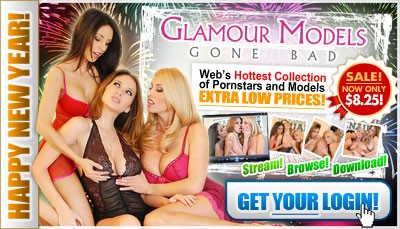 Memphis Monroe at Glamour Models Gone Bad
