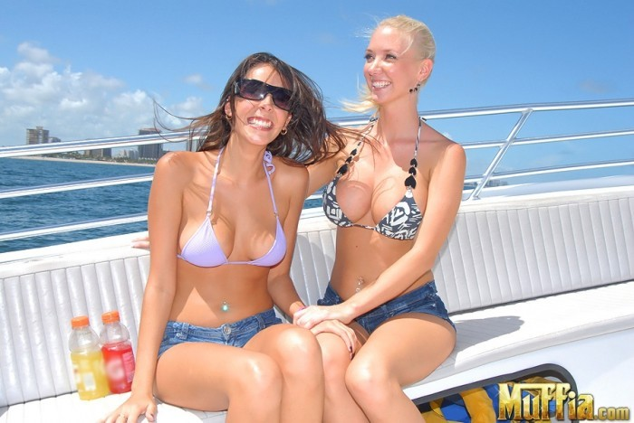 Nikki Brooks Boat