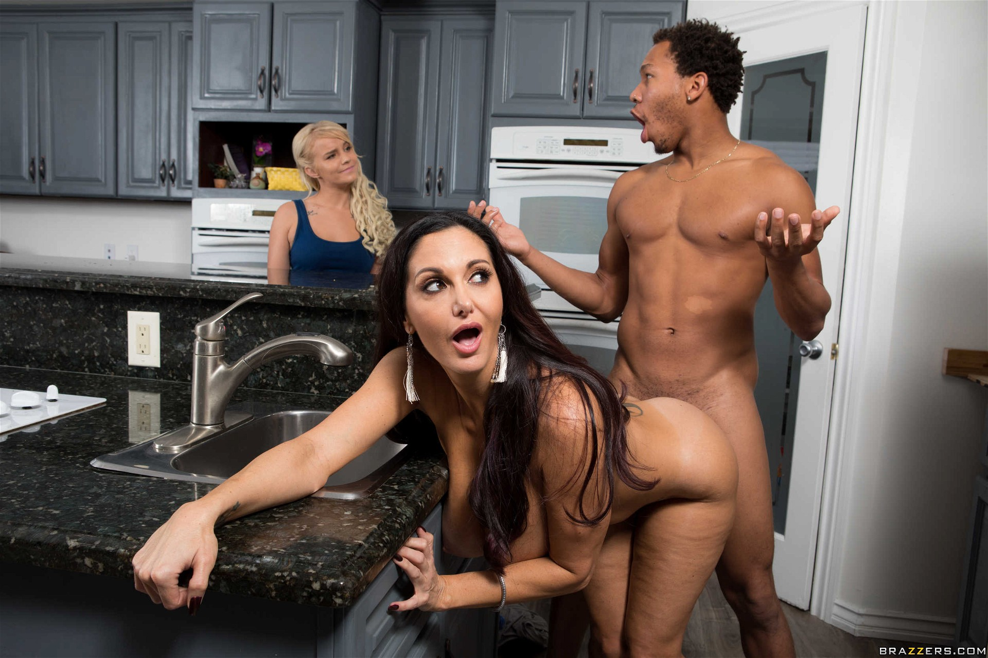Ava addams interracial