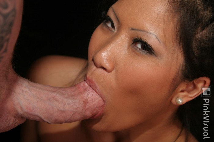 Christina Aguchi Blow Job