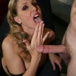 Julia Ann Licking