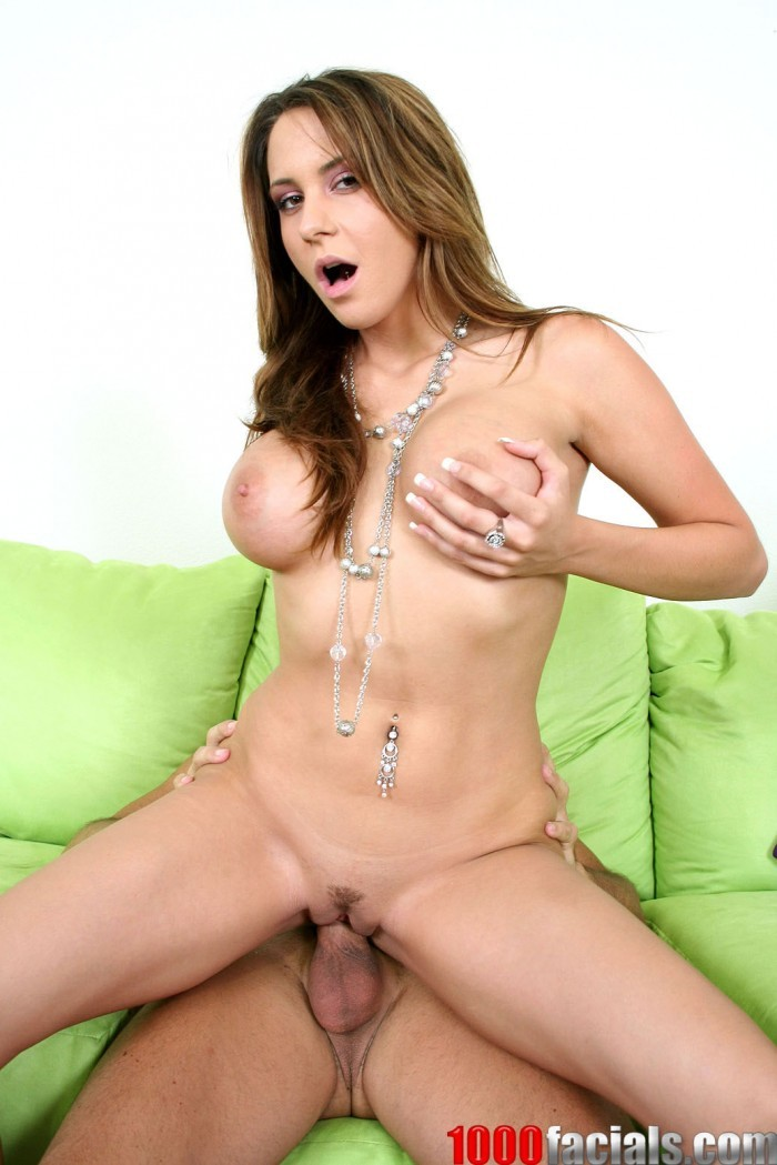 Kinzie Kenner Riding Cock