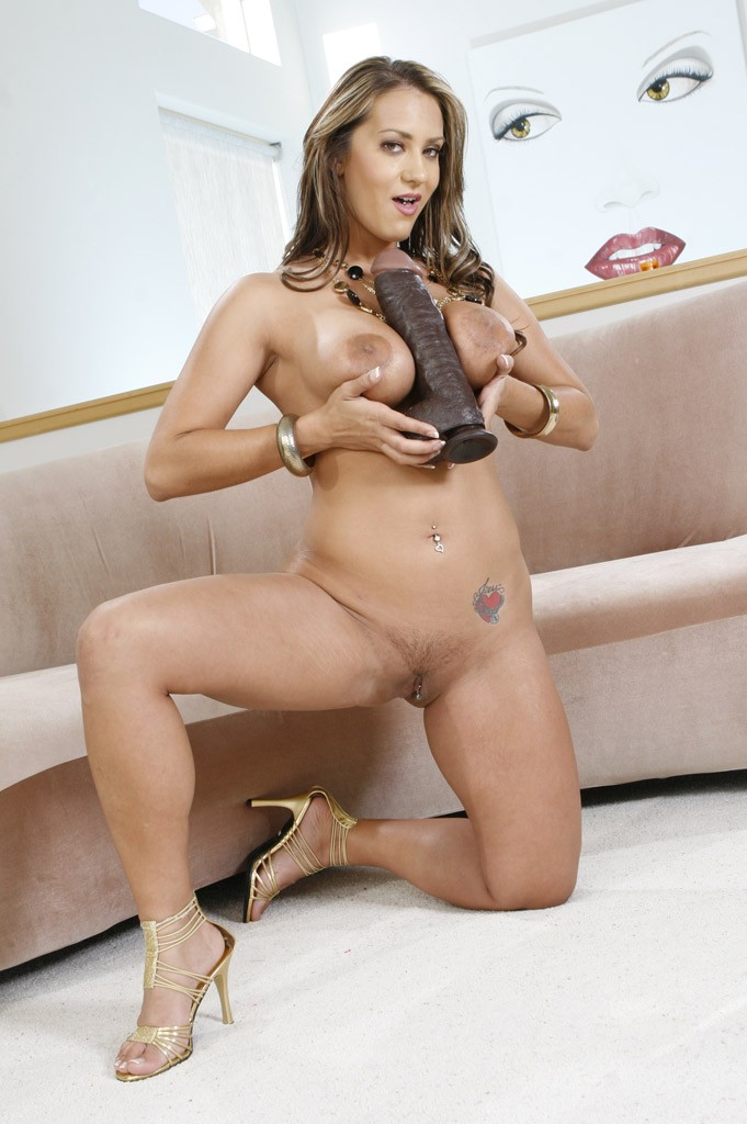 Trina Michaels Shaved Pussy