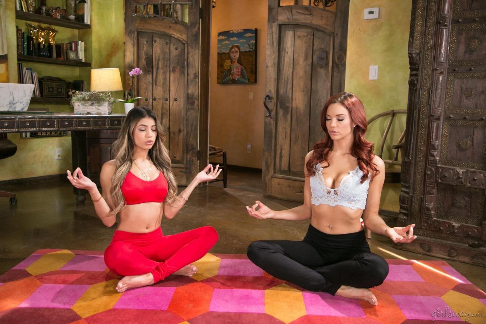 Veronica Rodriguez: Meditation Session - Part One: Relax - 3