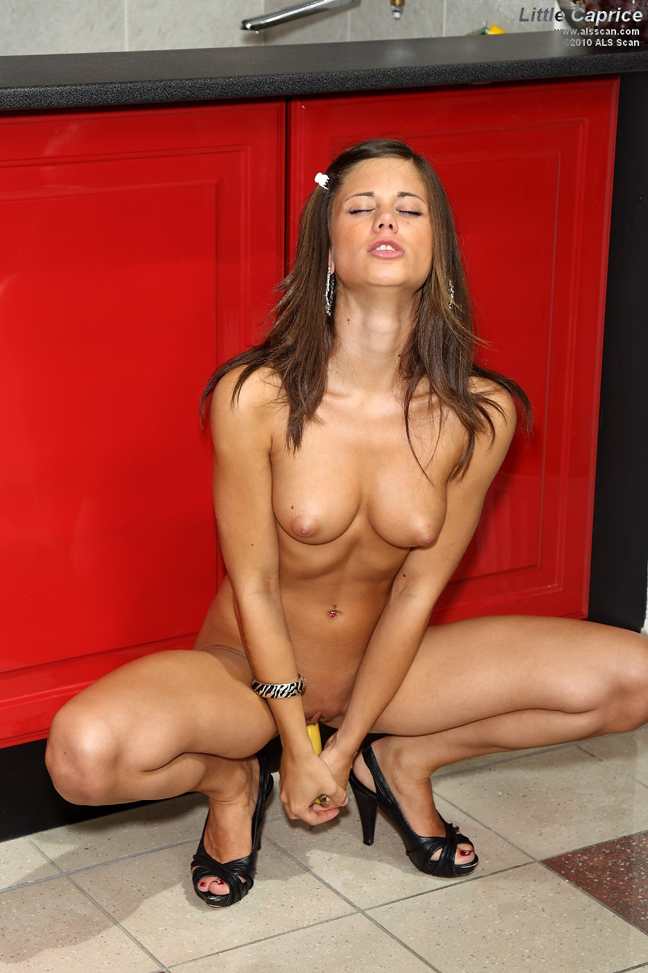 Little Caprice Fucking Herself