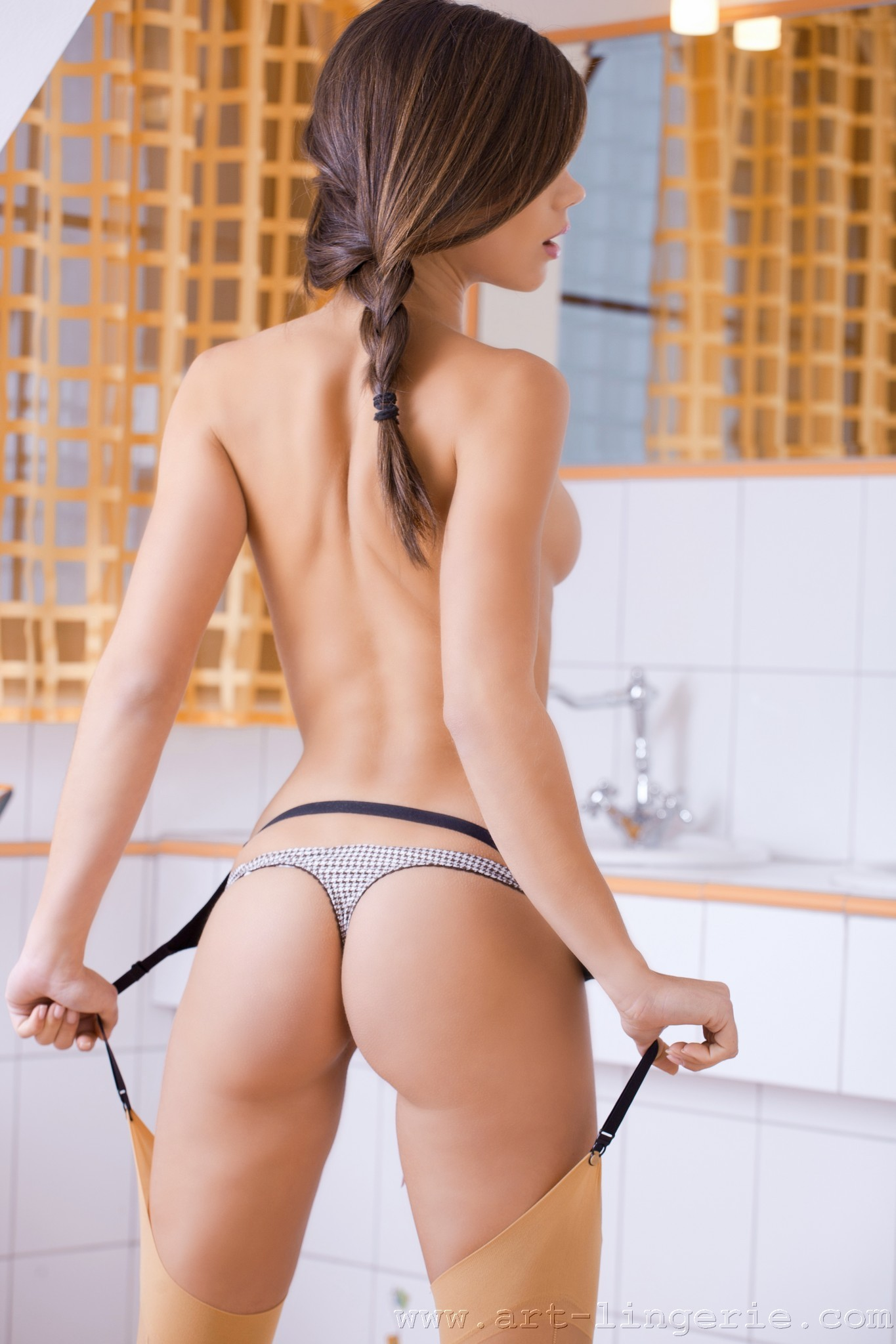 Little Caprice Thong