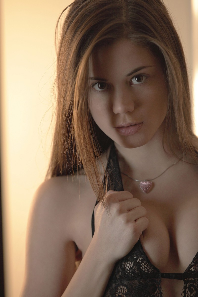 Little Caprice Gets Horny