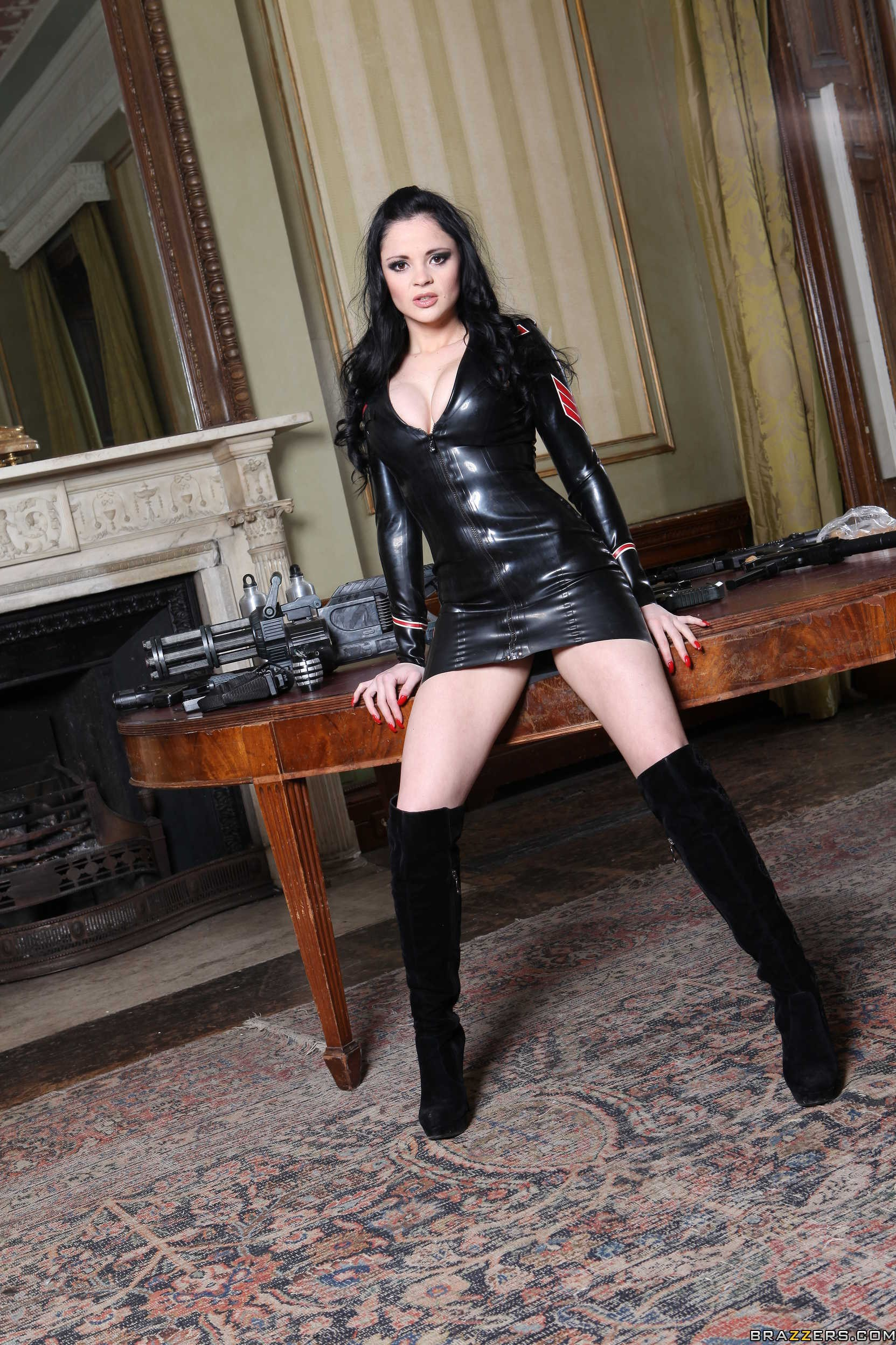 Anastasia Brill Leather